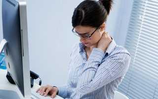 Какие упражнения нужно делать при сидячей работе. Офисная зарядка или физкультура на рабочем месте