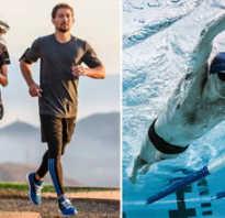 Что полезнее плавание или бег. Плавание для похудения VS Бег по утрам