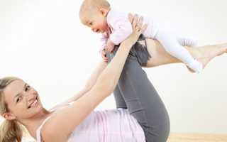 Обвисший живот после родов: как его убрать? Как убрать живот после родов.