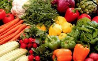 Овощная диета меню на месяц. Диета овощная для похудения меню