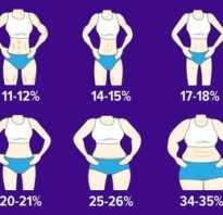 Процент мышечной массы в организме. Норма мышечной массы человека