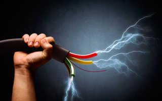 Как бить людей током из пальца. Что нужно знать об электроударе