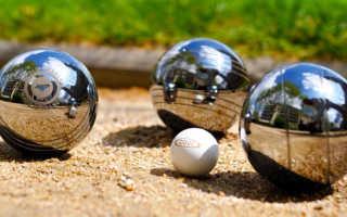 Как называется французская игра в железные шары. Что еще делать летом: научиться играть в петанк