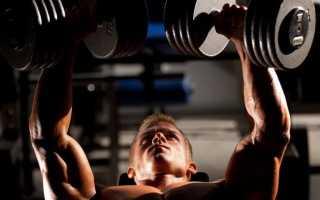 Как накачать мышцы легкими весами. Можно ли накачаться маленькими весами