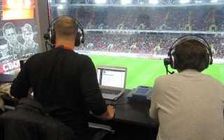 Спортивные комментаторы наши. Рейтинг лучших футбольных комментаторов