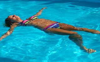 Можно ли кормящим плавать в бассейне. Когда можно ходить в бассейн после родов