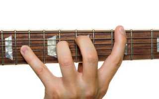 Упражнения для игры на классической гитаре. Упражнения из ада