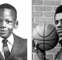 Майкл джордан где живет. Самый известный баскетболист нба