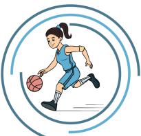 Как нарисовать баскетболиста карандашом поэтапно для начинающих. Как нарисовать баскетболиста карандашом поэтапно