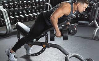 Лучшие упражнения для толщины спины. Эффективный комплекс упражнений на толщину спины