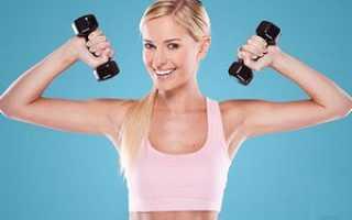 Упражнения с гантелями для укрепления рук. Эффективные упражнения для укрепления мышц рук