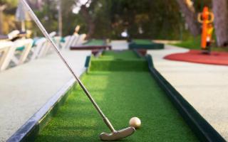 Мини-гольф под ключ. Пошаговый план открытия мини-гольфа