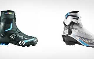 Какой размер покупать лыжных ботинок. Как правильно выбрать лыжные ботинки