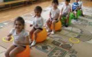 План-конспект заняти по адаптивной физической культуре для детей с дцп. Адаптивная физическая культура
