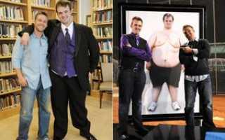 «Экстремальное преображение: программа похудения» – Крис Пауэлл делится секретами. Что представляет собой программа похудения «Экстремальное преображение