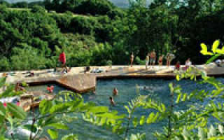 Натуральные бассейны с естественной очисткой воды — виды, конструкция, преимущества био-бассейнов. Природный бассейн