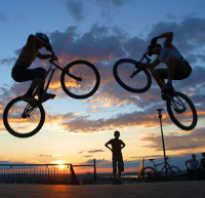 Как прыгать на велосипеде двумя колесами. Техника катания на велосипеде: Банни-Хоп