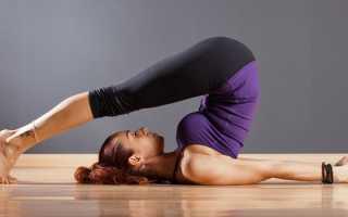 Йога для талии и живота по утрам. Упражнение втянутый живот
