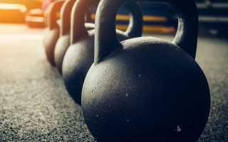 Гиря 24 кг упражнения для начинающих. самых эффективных упражнений с гирей