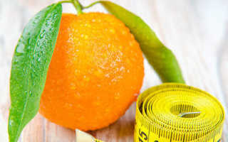 Мандарины для похудения вечером. Эффективны ли мандарины для похудения