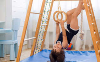 Улучшение физической формы в домашних условиях: программа тренировок. Упражнения по офп для детей в домашних условиях