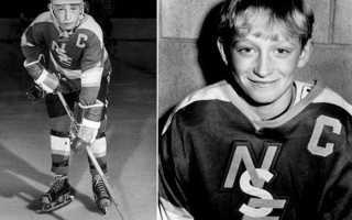 Хоккеист грецки биография. Окончание карьеры хоккеиста