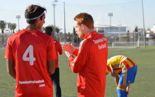 Сколько времени тренируются футболисты. Тренер уефа: самые полезные футбольные тренировки в испанском футболе