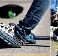 Доска на 4 колесах как называется. Двухколесные скейты RipStik: отзывы и фото