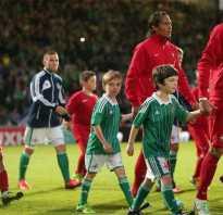 Почему футболисты выходят на матч с детьми. Дети-герои делятся мужеством с футболистами