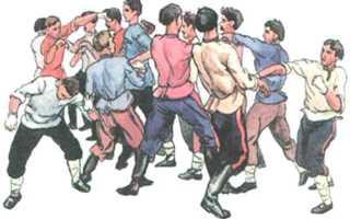 Правило кулачных боев на руси. Даёшь боя! Традиции и правила кулачного боя на Руси