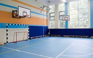 Высота потолка в тренажерном зале нормы. Требования к тренажерному залу