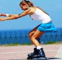 Чем полезны ролики для фигуры. Роликовые коньки — удовольствие и польза для здоровья