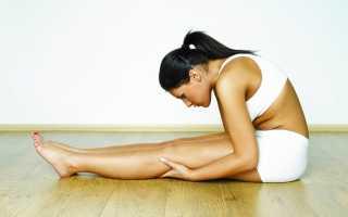 Утренняя зарядка для похудения ног. Зарядка для похудения ног и бедер в домашних условиях