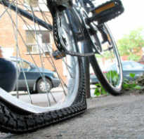 Как устранить прокол на камере велосипеда. Заклеить покрышку велосипеда или купить новую камеру