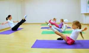 Упражнения для пресса. Как укрепить мышцы живота ребенка