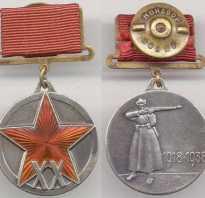 Награжден юбилейной медалью xx лет ркка. «20 лет ркка» — медаль и ее разновидности