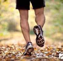 После бега болят икры что делать. Неправильно выбранный темп бега
