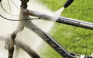 Можно ли поливать шины велосипеда чтобы мыть. Как помыть велосипед
