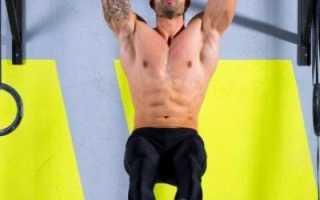 Можно ли при подтягивании скрещивать ноги. Как подтягиваться правильно для наращивания силы и массы? Какие мышцы можно прокачать