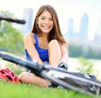 Прогулка на велосипеде для похудения. Помогает ли велосипед похудеть
