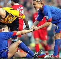 Самые страшные моменты в футболе. Травмы в футболе: Страшная цена