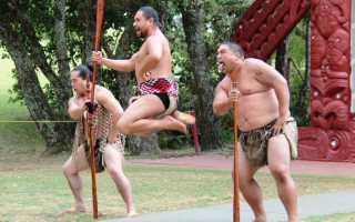 Ритуальный танец хака значение. Что такое хака и кто её танцует
