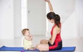 Слабые мышцы спины у ребенка 1 год. Как укреплять мышцы спины