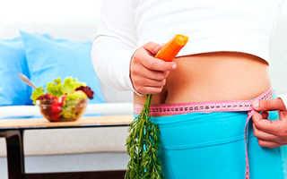 Диета для тонкой талии и плоского живота. Эффективная диета для талии и живота