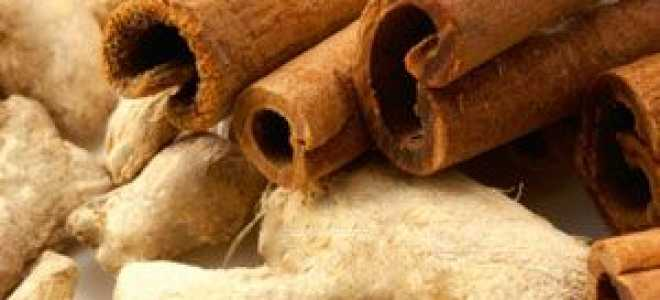Какао с имбирем для похудения. Какао с корицей и имбирем