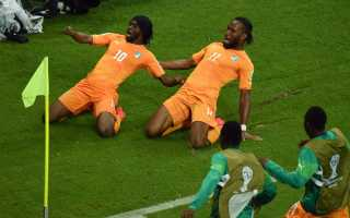 Кот д ивуар футбол самый известный футболист. Сборная Кот д'Ивуара