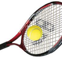 Большой теннис: польза или вред.