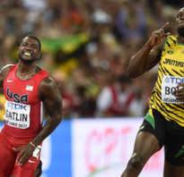 Усейн Болт — быстрейший человек планеты.
