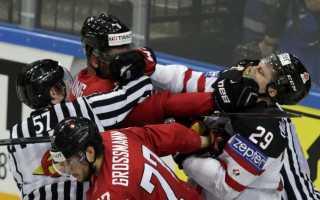 Почему в хоккее можно драться. Почему в хоккее судьи разрешают драться