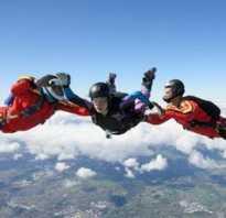 Скайдайвинг — зрелищный вид спорта для самых смелых. Скайдайвинг, что это такое или зачем так рисковать
